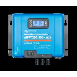 Regulador de Carga SmartSolar MPPT 250/100-Tr (12/24/48V-100A)