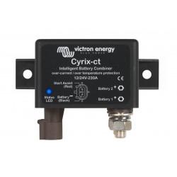 Victron Cyrix-ct 12/24 V 230A | Control inteligente para cargar batería secundaria