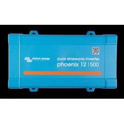 Inversor Onda Pura de 500VA 12Vdc-230Vac | 900W Potencia Pico
