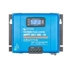SmartSolar MPPT 150/100-Tr | 12.24.48Vdc | 100A | max 150Voc | LEDS