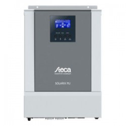 Steca Solarix PLI 2400-24 24V | 2,4kW | Digital display LCD | MPPT 100V/40A | Relé 60A
