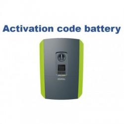Codigo de Activación de Baterías de Litio Piko MP-Plus y Plenticore