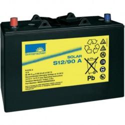 Batería de GEL Sonnenschein 12V y 90Ah C100