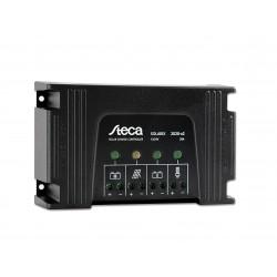 Steca Solarix 2020x2 12/24Vdc | 20A Solar | Permite la carga de 2 baterías Independientes