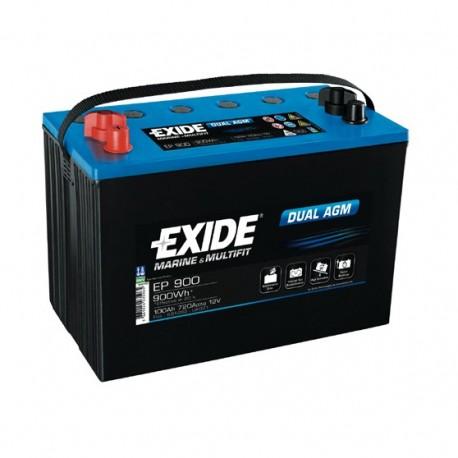 Batería AGM EP1500 de 12V y 180 Ah C20