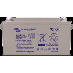 Batería AGM Victron de 12V y 60Ah C20