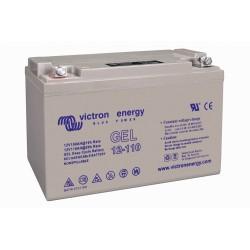 Batería GEL Victron de 12V y 110 Ah C20