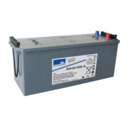 Batería de GEL Sonnenschein 12V y 100Ah C100