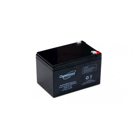 Batería AGM de 12V y 12Ah C20