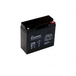 Batería AGM de 12V y 18Ah C20