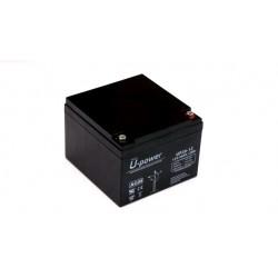 Batería AGM de 12V y 26Ah C20