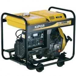 Generador Diesel Monofásico Potencia máx 5kVA