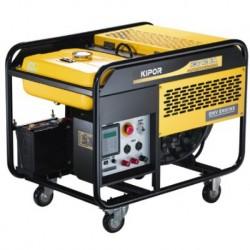 Generador Diesel Monofásico Potencia máx 9,5kVA