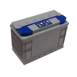 Batería AGM de 12V y 100Ah C100