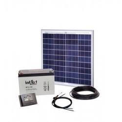 Kit Generador 1 50W batería incluida