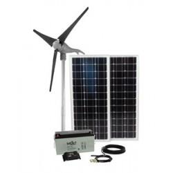 Kit Generador PN-SK 2 100W batería incluida