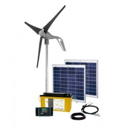 Kit Generador Solar Rise Three 2.0