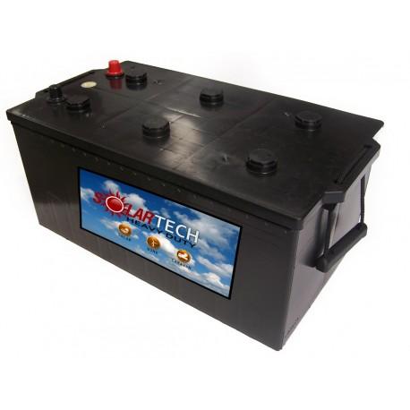 Batería Monoblock de 12V y 250Ah (negra)