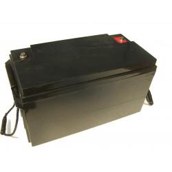 Batería AGM de 12V y 70Ah C100