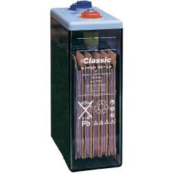 Batería Estacionaria 2V y 245Ah C120 | OPzS 150 | 105x208x405mm | 15kg