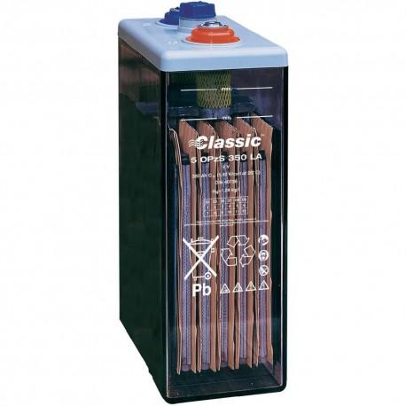 Batería Estacionaria EXIDE 2V y 550Ah C120 OPzS 350