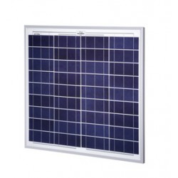 Panel Solar Policristalino 25W