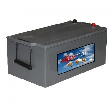 Batería Monoblock SOLARTECH de 12V y 270Ah