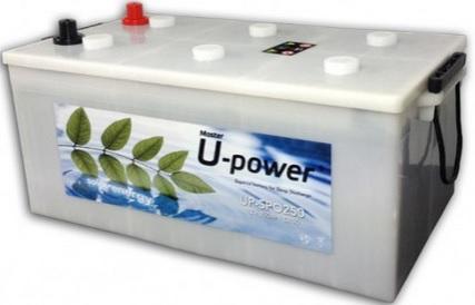 batería Monoblock de 12V y 250Ah